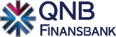 Logo of QNB Finans Bank, One of Sekom's Digital Winners Reference