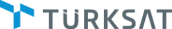 Logo of Turksat, One of Sekom's Digital Winners Reference