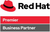 Red Hat Premier Business Partner, One of Sekom's Business Partners